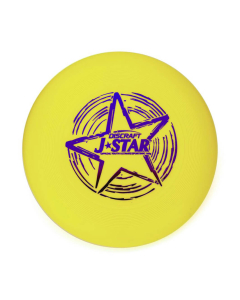 Disco Amarillo Junior Profesional Discraft Jstar 145 g