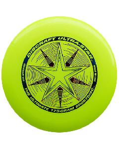 Disco o Frisbee Amarillo Discraft Ultra-Star 175 g Profesional