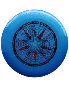 Disco Azul Escarchado Discraft Ultra-Star 175 g Profesional