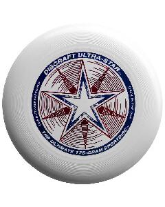Disco o Frisbee Blanco Discraft Ultra-Star 175 g Profesional