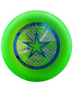 Disco o Frisbee Verde Discraft Ultra-Star 175 g Profesional